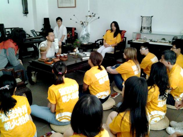 香港职业训练局师生短期交流营在我校圆满结束